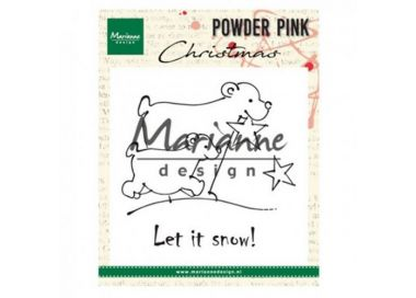 Tampon Clear OURS POLAIRE Marianne Design
