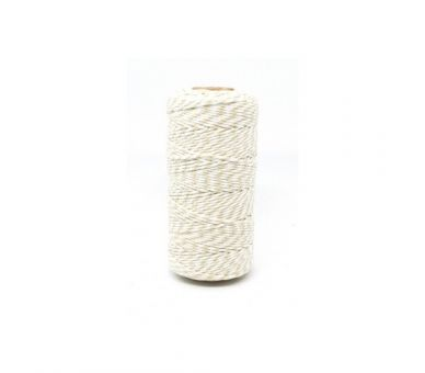 Ficelle Baker's Twine BEIGE MAY ARTS RIBBON