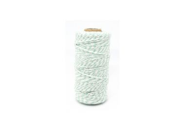Ficelle Baker's Twine VERT MENTHE MAY ARTS RIBBON
