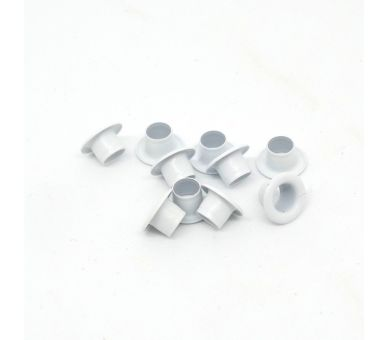 Oeillets 8,5MM BLANC